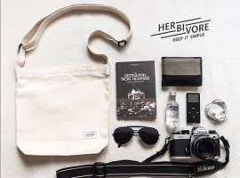 ร้านกระเป๋า Herbivore Store : Keep it Simple, Simple but Cool! (ร้านค้าแนะนำ#12)