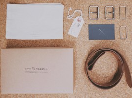 รีวิว Sew and Needle – Standard Leather Belt เข็มขัดหนังแท้ คุณภาพดี (รีวิว #3)
