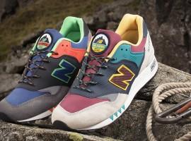 """New Balance ออกตัวรองเท้าใหม่ """"Napes"""" รุ่น 577"""