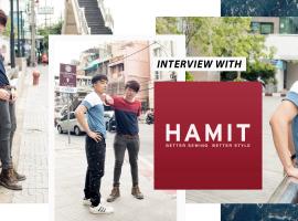 สัมภาษณ์ Hamit Brand : ร้านดังในไอจี กับเสื้อผ้าดีไซน์ Street Art (สัมภาษณ์ร้านค้า#9)