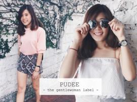 ร้าน PUDEE ให้คุณสวยหวาน แบบไม่ซ้ำใคร ในลุคผู้ดี (ร้านค้าแนะนำ#18)