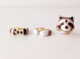 โอ้วว้าว! แหวนกลายเป็นน้องสัตว์ได้ ด้วยแหวน 3 วง