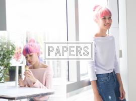 สัมภาษณ์ แบรนด์ Papers กับ จุดยืนทางแฟชั่น ที่เป็นตัวของตัวเอง (สัมภาษณ์ร้านค้า#13)
