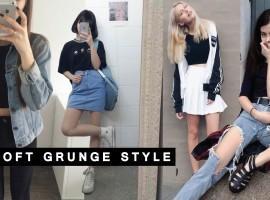 Soft Grunge สไตล์คูลๆ ที่สาวๆห้ามพลาด ! (สไตล์#69)