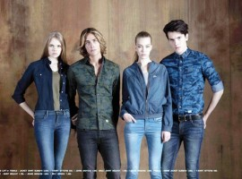 "Mc Jeans แม็คยีนส์ชวนเดินทางออกจากป่าอเมริกาเหนือ ""Away from Wild"""