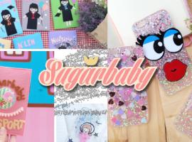 แบรนด์ Sugarbaby : งาน handmade น่ารักมุ้งมิ้ง ทำด้วยใจ ที่เห็นแล้วบอกได้ว่า 'รักเลย' (ร้านค้าแนะนำ #22)