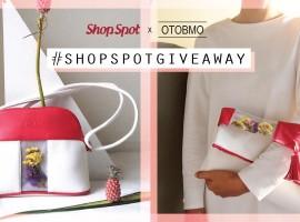 กิจกรรม ShopSpot x OTOBMO ' My Bloom On Instagram'