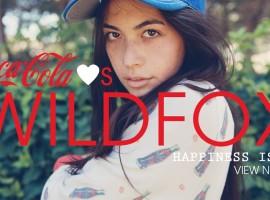 The Wildfox x Coca Cola คอลเลคชั่นเสื้อผ้าเอาใจสาวซ่า กล้าลุยทุกกิจกรรม