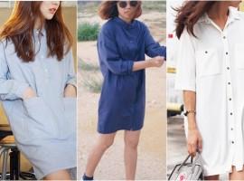 Shirt Dress สวยเท่จบในชุดเดียว แนะนำโดย ShopSpot (Editor's Picks#8)