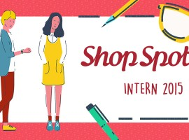 """ShopSpot เปิดรับ """"นักศึกษาฝึกงาน"""" มาเข้าทีม!"""