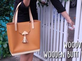 รีวิว กระเป๋าแฮนด์เมด วัสดุแปลกใหม่ดีไซน์เก๋ จากแบรนด์ Woodview (รีวิว #12)