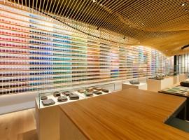 ปังมาก! Warehouse TERRADA แล็บผสมสีในญี่ปุ่น เอาใจอาร์ทติสด้วยสีพิกเมนต์กว่า 4,200 เฉด