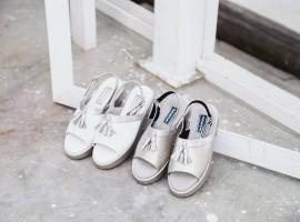 Thara ร้านรองเท้าที่เก๋ไม่ซ้ำใคร ซื้อคู่เดียว แต่ใส่ได้ถึง 2 แบบนะเออ  (ร้านค้าแนะนำ#24)