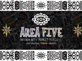 Journey to Area Five เปิดตำนานดินแดนแห่งจินตนาการ Art & Market แนวใหม่ที่ทุกคนต้องไปรวมตัว