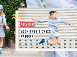 รีวิว ชุดเดรสน่ารัก ใสๆ สไตล์ธรรมชาติ ' Moon Rabbit Dress ' จากร้าน Papers (รีวิว #15)