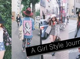 How To: A Girl Style Journey มุมมองแฟชั่นของสาวชิคผู้รักการเดินทาง (ShopSpot Blogger #4)