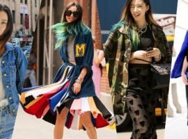 15 ลุค Street Style แจกความสดใส ของ โมเดลสาวสุดฮอต Irene Kim (สไตล์ #91)