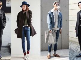 แต่งตัวไปเที่ยว ลุค Autumn/Winter ที่เกาหลียังไง ไม่ให้โป๊ะ! (สไตล์ #93)