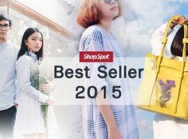 Best Seller 2015 รวมไอเท็มขายดี ต้องมีไว้ไม่ตกเทรนด์ แนะนำโดย ShopSpot (Editor's Picks#15)