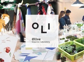 Olive Creative Laboratory ห้องทดลองที่รวมเวิร์คช็อปเก๋ๆมาให้ทุกคนได้ลองทำกัน! (บทสัมภาษณ์ #26)