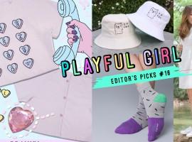 Playful Girl ไอเท็มสุดสนุก สุดน่ารักของสาวขี้เล่น แนะนำโดย ShopSpot (Editor's Picks#16)