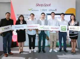 พาชม! บรรยากาศงานการร่วมลงทุนระหว่าง InVent & Singtel Innov8 และ ShopSpot [20.01.2016]