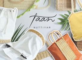 Nuttiyar กระเป๋าทำมือ ที่มีดีเทลงานสานหวายสุดน่ารัก (ร้านค้าแนะนำ #35)