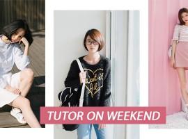 How To : แต่งตัวไปเรียนพิเศษ TUTOR ON WEEKEND แบบนี้สิเริ่ดกว่าใคร! (ShopSpot Blogger #12)