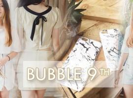 Bubble9th ร้านเสื้อผ้าสุดเก๋ ที่มาพร้อมเคสมือถือสุดชิค (ร้านค้าแนะนำ #36)
