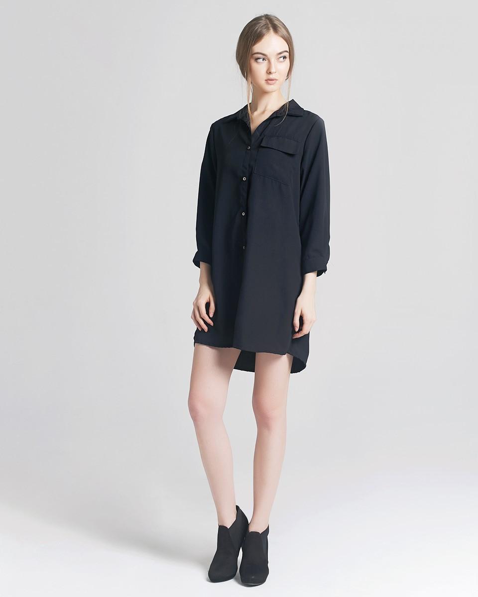zoe-shirt-dress-in-black