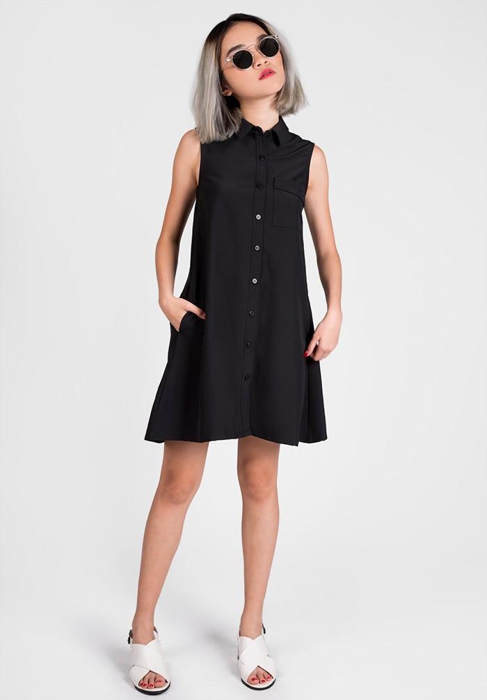 rockstar-singapore-mavisshirtdress-black-1