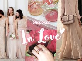 "ShopSpot in Love รวมเทรนด์สุดหวาน! เพื่อทุกคนที่มี ""รัก"" ในหัวใจ"