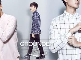 Grounder เสื้อผ้าสำหรับผู้ชายเรียบง่ายแต่มีดีเทลสุดคูล (ร้านค้าแนะนำ #47)