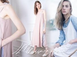 Memoirs  เสื้อผ้าสไตล์มินิมอลที่ออกแบบจากผ้าใยธรรมชาติ (ร้านค้าแนะนำ #44)