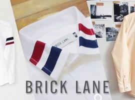 Brick Lane เสื้อเชิ้ตที่มีดีเทลสุดเท่ที่ควรมีติดตู้เสื้อผ้า (ร้านค้าแนะนำ #43)
