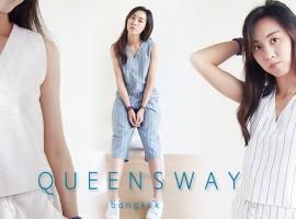 Queensway BKK  เสื้อผ้าที่ตอบโจทย์สาวๆที่อยากแต่งตัวสบายๆแต่ดูดี (ร้านค้าแนะนำ #48)