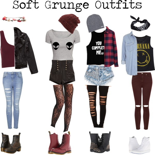 How To Soft Grunge Style