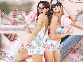 Cotton Candy สดใสไปกับ ไอเท็มสีหวาน แนะนำโดย ShopSpot (Editor's Picks#22)