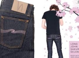 "PRONTO ""Nudies Sakura"" กางเกงยีนส์รุ่น LIMITED EDITION 1,000 ตัวทั่วโลกเท่านั้น"