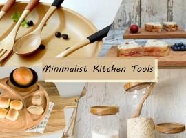 """พาดูไอเดียอุปกรณ์ทำครัว """" งานไม้ สุดมินิมอล"""" (ความรู้ช้อปปิ้ง #6)"""