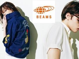 เปิดแล้ว BEAMS BANGKOK PARAGON พร้อมคอลเลคชั่นใหม่! ส่งตรงจากแบรนด์ญี่ปุ่นสุดฮิป