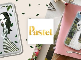 Pastel Design ผลงานศิลปะบนเคสมือถือ สะท้อนคอนเซ็ปต์ Creative Lifestyle (ร้านค้าแนะนำ #53)
