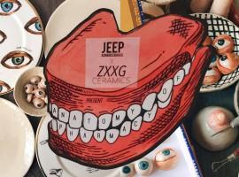 "Jeep Kongdechakul x ZXXG CERAMICS คอลเลคชั่น "" Anatomy Of Pharmacy "" (ร้านค้าแนะนำ #54)"