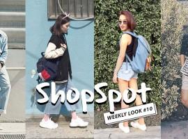 วันหยุดนี้! แต่งตัวไปเที่ยว ตามสไตล์ ShopSpotters กัน! (Weekly Look #10)