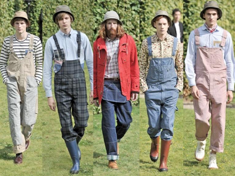 overalls-men