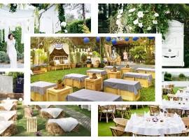 10 สถานที่จัด 'งานแต่งในสวน' สุดอบอุ่นโรแมนติก ในงบสุดน่ารัก (รวมร้านค้าแนะนำ #76)