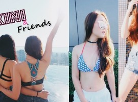 How To : Bikini Friends เที่ยวทะเลกับแก๊งเพื่อนสาวให้ชิคและมีสไตล์ (ShopSpot Blogger #21)