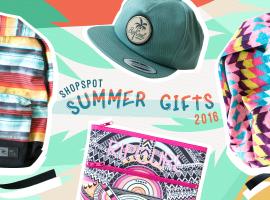 กิจกรรม ShopSpot Summer Gifts 2016 ร่วมโหวตสไตล์สุดฮอตประจำหน้าร้อนนี้ (Part I)