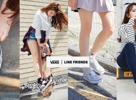 VANS X LINE FRIENDS ดูเต็มๆกับ Lookbook สุดน่ารักที่จะกระตุ้นต่อมช้อปเข้าไปอีก !!!