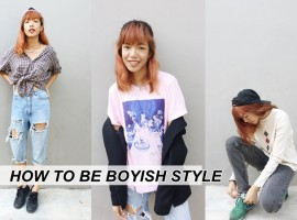 HOW TO BE BOYISH STYLE เท่ แบบง่ายๆ ฉบับ ShopSpot Blogger PRARHAD (ShopSpot Blogger #23)